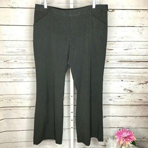 Gap Womens Perfect Trouser Size 12 Average gray